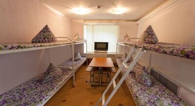 Хостел для рабочих в Зеленограде